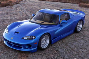 This Is The Mid-Engine Dodge Viper Chrysler Refused To Make