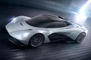 Aston Martin's Baby Valkyrie Hypercar Now Has A Name