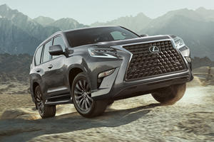 2020 Lexus GX Arrives With Biggest Updates In Nearly A Decade