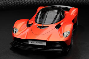 New Aston Martin Valkyrie In The Works