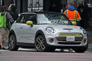 Here's When The New Electric Mini Will Arrive