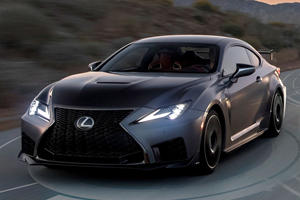 Lexus Just Made Its Entire Lineup A Whole Lot Safer