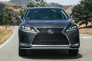 2020 Lexus RX Features World-First Tech