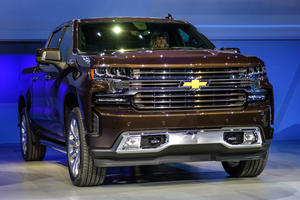 Rich People Convinced Chevy Truck Prices Can Go Higher