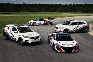 Acura Wants To Decimate Pike's Peak With Over 1,300 HP