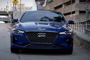 Genesis G70 Gets Handling Help From BMW M Division