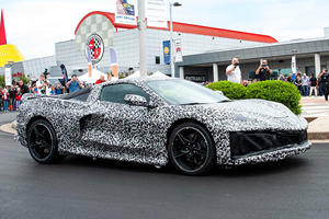 Here's How You Can See The C8 Corvette Reveal In Person