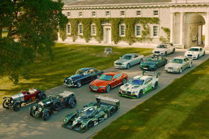 Bentley Has Big Plans For 2019 Goodwood Festival Of Speed