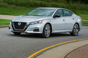 2020 Nissan Altima Price Goes Up For A Great Reason