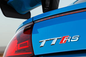 Audi Has Fantastic News About The TT