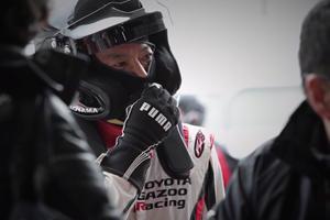 Toyota President Races Nurburgring 24 Under Fake Name