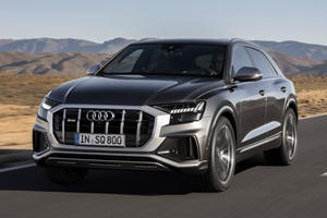 Audi SQ8 Launches With Massive Diesel Power