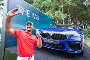 This Guy Just Won A Free BMW M8