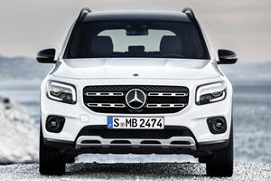 Mercedes Has A Radical New SUV Coming