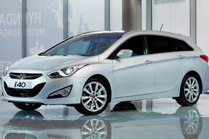 Geneva 2011: 2012 Hyundai i40 Wagon