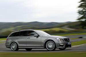Geneva 2011: 2012 Mercedes-Benz C63 AMG Estate