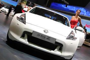 Geneva 2011: Nissan 370Z GT Edition