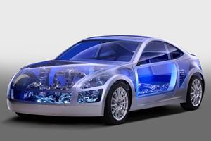 Geneva 2011: Subaru RWD Sports Car