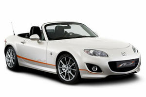 Mazda MX-5 55 Le Mans Limited Edition