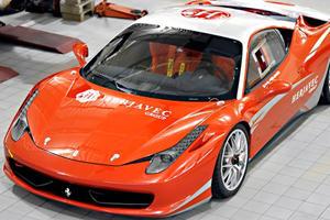 Herjavec Group To Race in Ferrari Challenge of North America