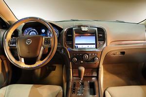 First Interior Shots of 2012 Lancia Thema
