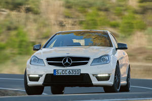Breaking: Mercedes-Benz Reveals 2012 C63 AMG Coupe