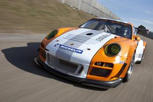 Porsche Upgrades 911 GT3 R Hybrid for Nurburgring 24 HR