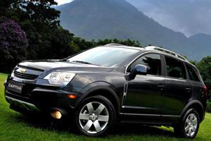 Chevrolet Announces Captiva Sport for U.S.