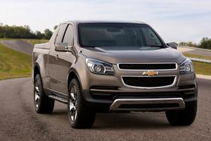 GM Unveils New Chevy Colorado