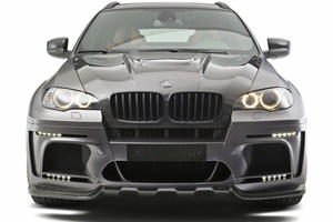 Hamann Releases Tycoon EVO M (AKA: Another Tuned BMW X6)