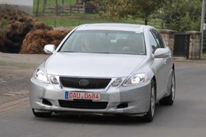 Spied: Lexus LF-Gh Concept
