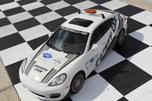 Porsche Panamera ALMS Safety Car