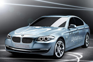 BMW to Unveil New Energy Vehicle at Shanghai