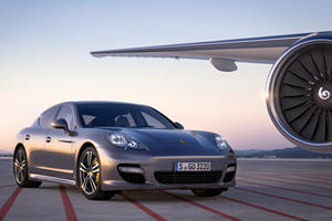 Breaking: 542 HP Porsche Panamera Turbo S