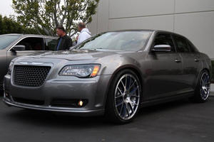 "Chrysler Teases ""S"" Concepts at LX Spring Festival"