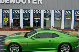 Breaking: 2011 Motion 427 SC Chevrolet Camaro