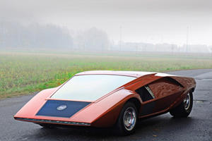 Bertone Concepts Up For Auction by RM