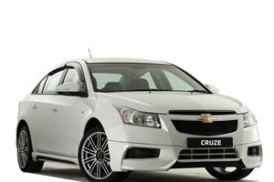 Naza Quest Special Edition Chevrolet Cruze