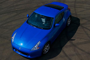 First Look: 2011 Nissan 370Z Coupe