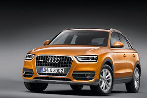 Video: Official: Audi Q3 is Official Ahead of Shanghai Show