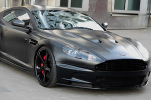 If Batman Moved to London, Hed Drive This