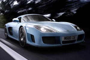 Boutique Supercars: Noble M600