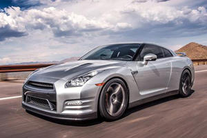 Epic Project Nissan GT-R II Visits the Mining Circle in Arizona