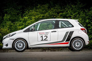 Toyota Returns to the Rally Competition with the Yaris R1A