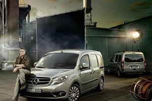 MacGyver Returns in the Mercedes-Benz Citan