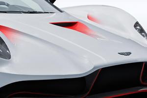 Aston Martin Valhalla Looks Spectacular Topless