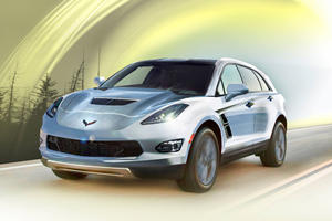 Stop Corvette From Dying By Building A Performance SUV