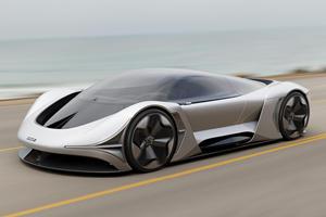McLaren Design Language Has Serious Electric Car Potential