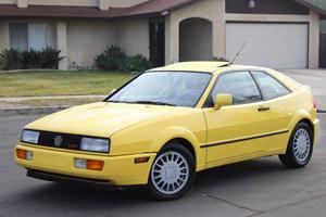 Weekly Craigslist Hidden Treasure: 1990 Volkswagen Corrado