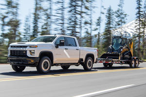 2020 Chevrolet Silverado 2500HD First Drive Review: Brawn Over Beauty